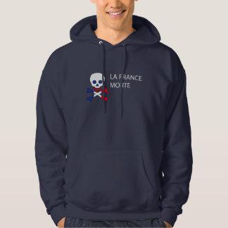La France morte - election presidentielle Veste À Capuche