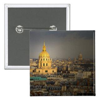 La France, Paris. Les Invalides vu du Pin's