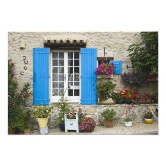 La France, Provence, Saint-LÈger-du-Ventoux. Tirage Photo