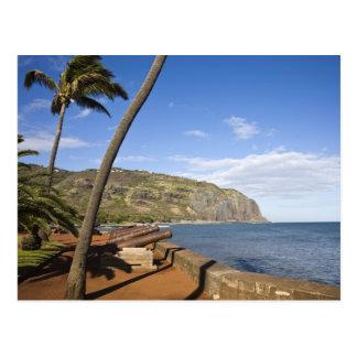 La France, Reunion Island, St Denis, vue de La Carte Postale