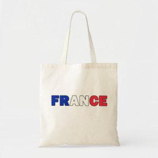 La France Sac En Toile Budget