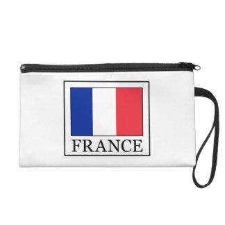 La France Sacs À Main Avec Dragonne