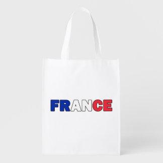 La France Sac D'épicerie
