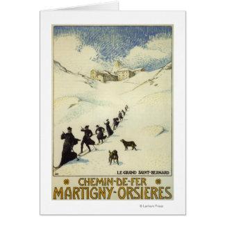 La France - ski de moines Cartes