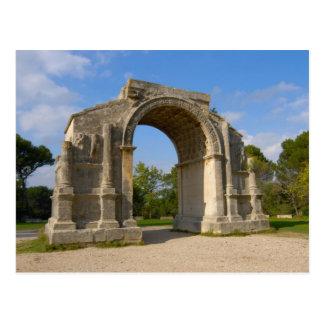 La France, St Remy De Provence, voûte triomphale Cartes Postales