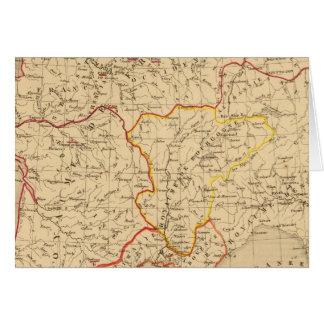 La France un mort de Clovis en 510 de La Carte De Vœux