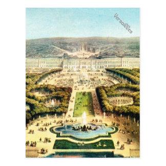 La France vintage, Palais De Versailles Carte Postale