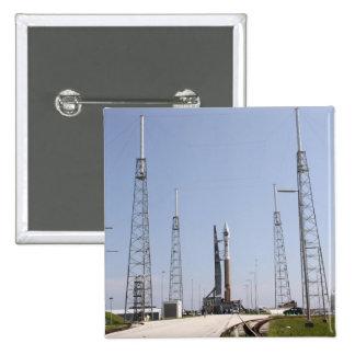 La fusée de l'atlas V/Centaur au comple de Badge