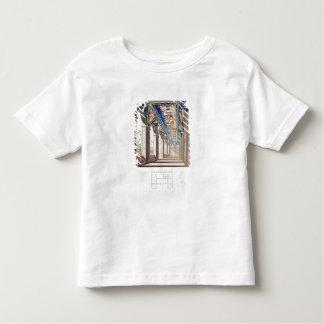 La galerie de la psyché à la villa Farnesina, Rome T-shirts