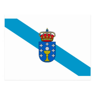 La Galicie, une région celtique de l'Europe Cartes Postales
