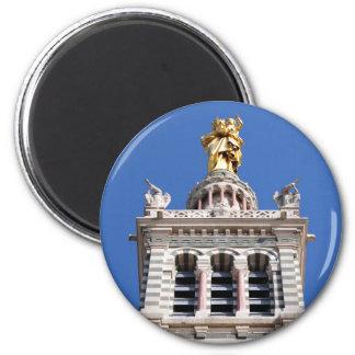 La Garde de Notre Dame De Magnets Pour Réfrigérateur