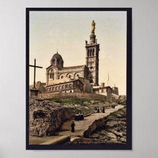 La Garde I classe de Notre Dame De de Marseille Poster