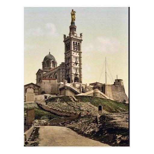 La Garde II, clas de Notre Dame De de Marseille, F Cartes Postales