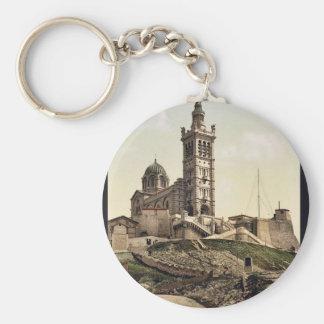 La Garde II, clas de Notre Dame De de Marseille, F Porte-clé