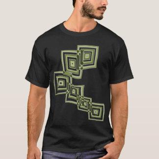 La géométrie abstraite t-shirt