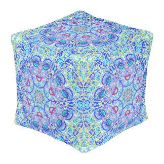 """La géométrie sacrée """"peut mettre en boîte"""" le pouf"""