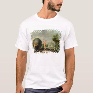 La géométrie t-shirt