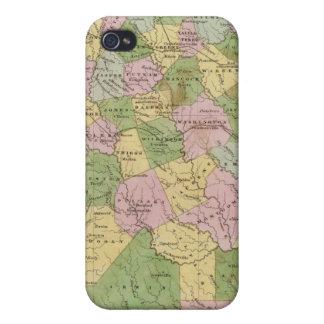 La Géorgie 6 Coque iPhone 4