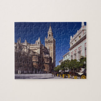 La Giralda de Séville, Espagne | Puzzle