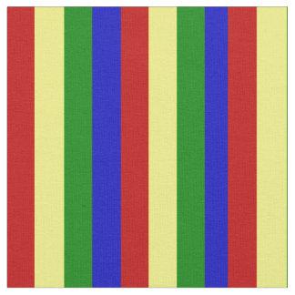 La graisse de couleurs primaires barre le TISSU
