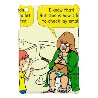 La grand-maman 903 vérifie la bande dessinée étuis iPad mini