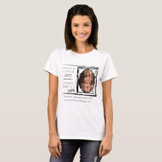 La grand-maman a pris des risques t-shirt