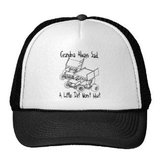 La grand-maman a toujours dit casquette de camionneur