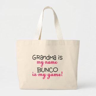 La grand-maman est mon Bunco nommé est mon jeu Grand Sac