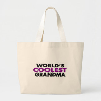 La grand-maman la plus fraîche des mondes grand sac