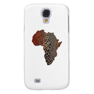 La grande Afrique Coque Galaxy S4