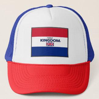 La Grande-Bretagne colore des casquettes de