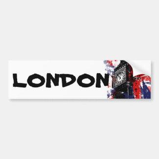 La Grande-Bretagne - Londres Autocollant De Voiture