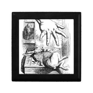 La grande main d'Alice Boîte À Souvenirs
