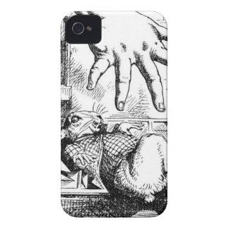La grande main d'Alice Coque iPhone 4