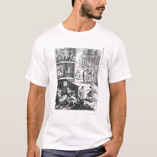 La grande peste t-shirt