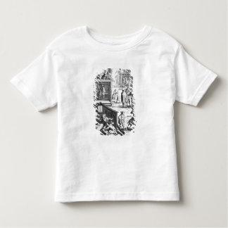 La grande peste t-shirt pour les tous petits