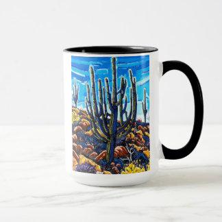 La grande tasse de Saguaro