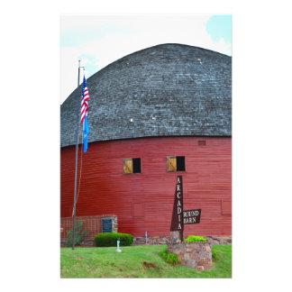 La grange ronde de l'Arcadie Papeterie