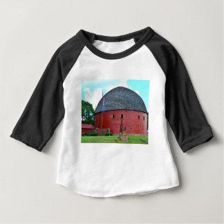 La grange ronde de l'Arcadie T-shirt Pour Bébé