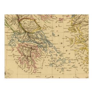 La Grèce antique au début de l'ère chrétienne Cartes Postales
