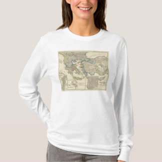 La Grèce, Asie mineure 1453 T-shirt