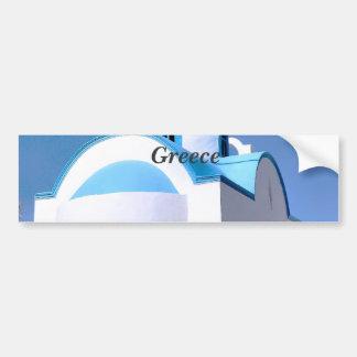 La Grèce Autocollant De Voiture