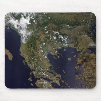 La Grèce et ses pays environnants Tapis De Souris