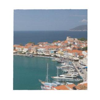 La GRÈCE, îles de la mer Égée du nord-est, SAMOS,  Blocs Notes