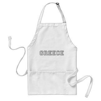 La Grèce Tablier