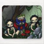 """""""La grenouille belle"""" Mousepad Tapis De Souris"""
