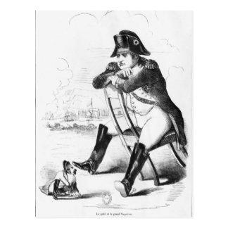 La Grenouille et le Boeuf Carte Postale