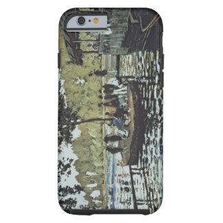 La Grenouillere de Claude Monet | Coque iPhone 6 Tough