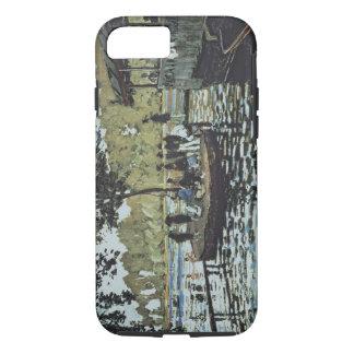 La Grenouillere de Claude Monet | Coque iPhone 7