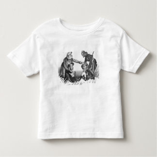 La guerre civile au Portugal T-shirt Pour Les Tous Petits